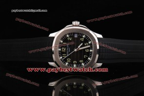 Patek Philippe Aquanaut 5167A Rubber Stell Watch