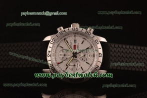 Chopard Mille Miglia GMT Chrono 168992-3003 Black Rubber Steel Watch