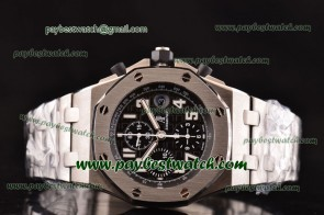 Audemars Piguet Royal Oak Offshore 1:1 26170ST.OO.1000ST.08 Steel Watch Black Dial Sec@12