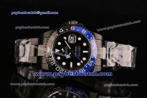 Rolex GMT Master Pro Hunter 116710 Black Dial PVD Watch(BP)