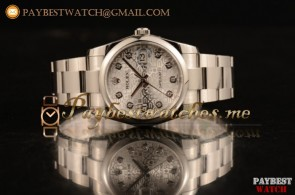 Rolex Datejust 116236 sdo White Dial Steel Bracelet Steel Watch (MARK F)