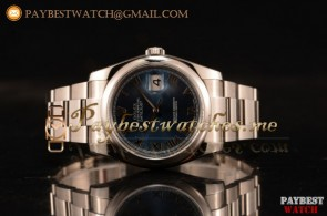 Rolex Datejust 116200 pblurp Blue Dial Steel Bracelet Steel Watch
