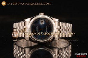 Rolex Datejust 116200 jblur Blue Dial Steel Bracelet Steel Watch