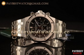 Audemars Piguet Royal Oak Chronograph 26320ST.OO.1220ST Brown Dial Steel Watch(JH)